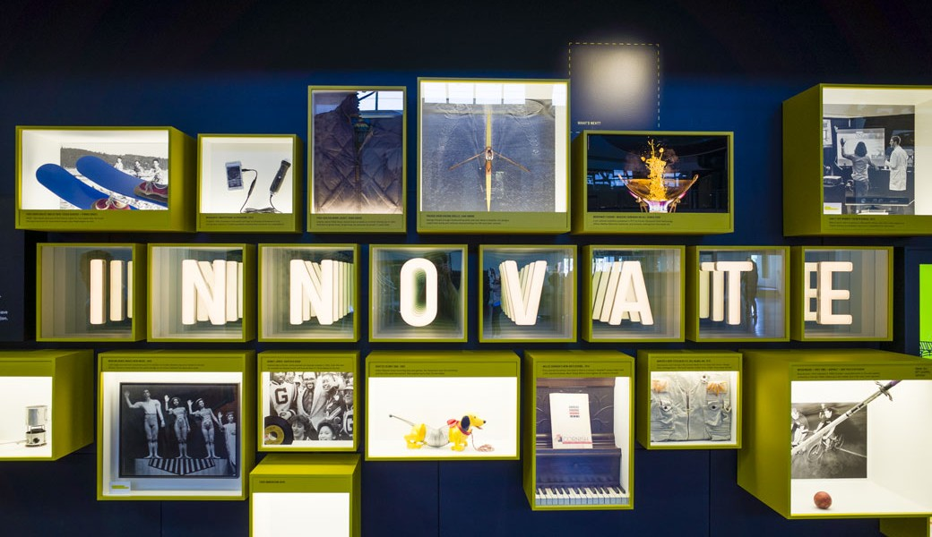 Innovation & the MOHAI