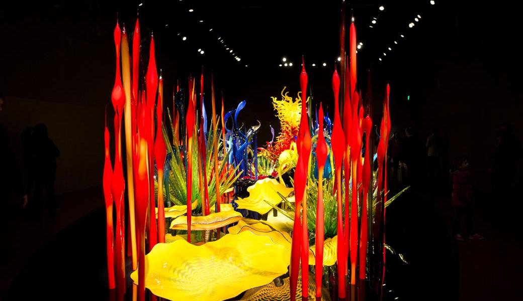 Organic Glass Art