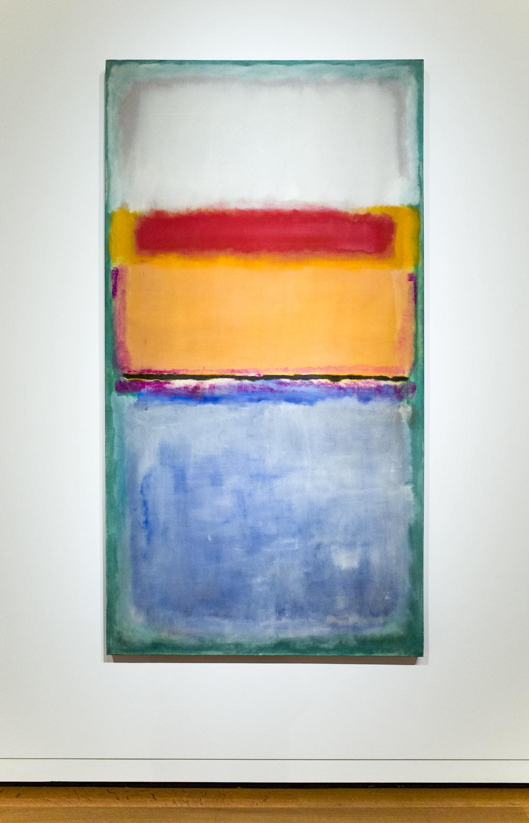 #10, 1952 – Mark Rothko