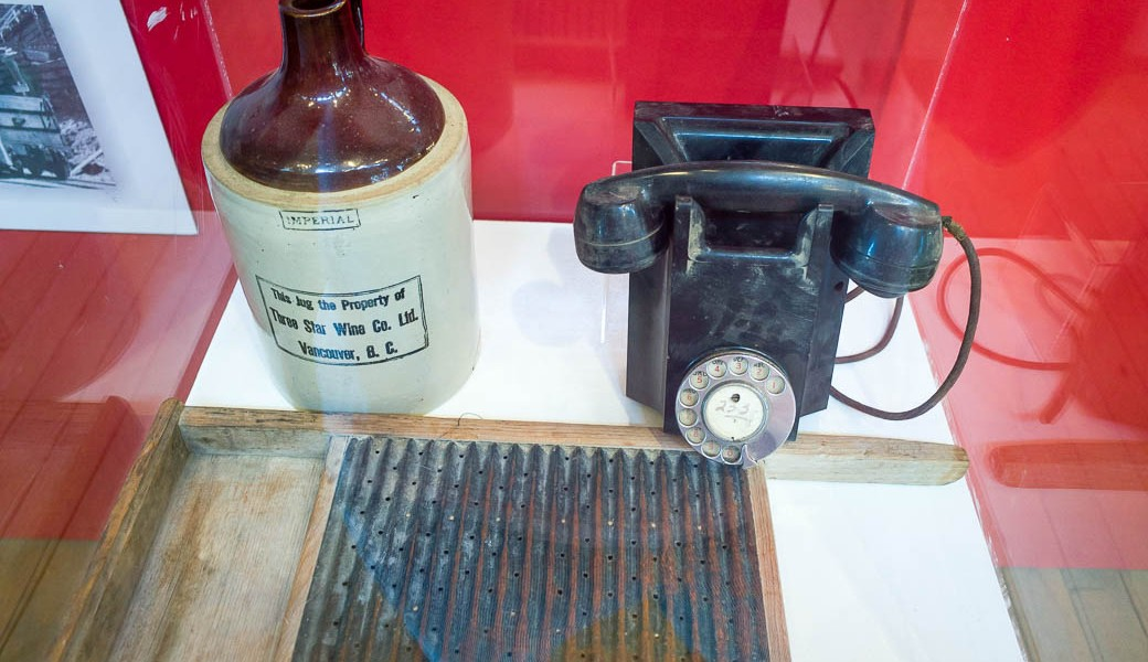 Britannia Mine Museum: A Story from the Past
